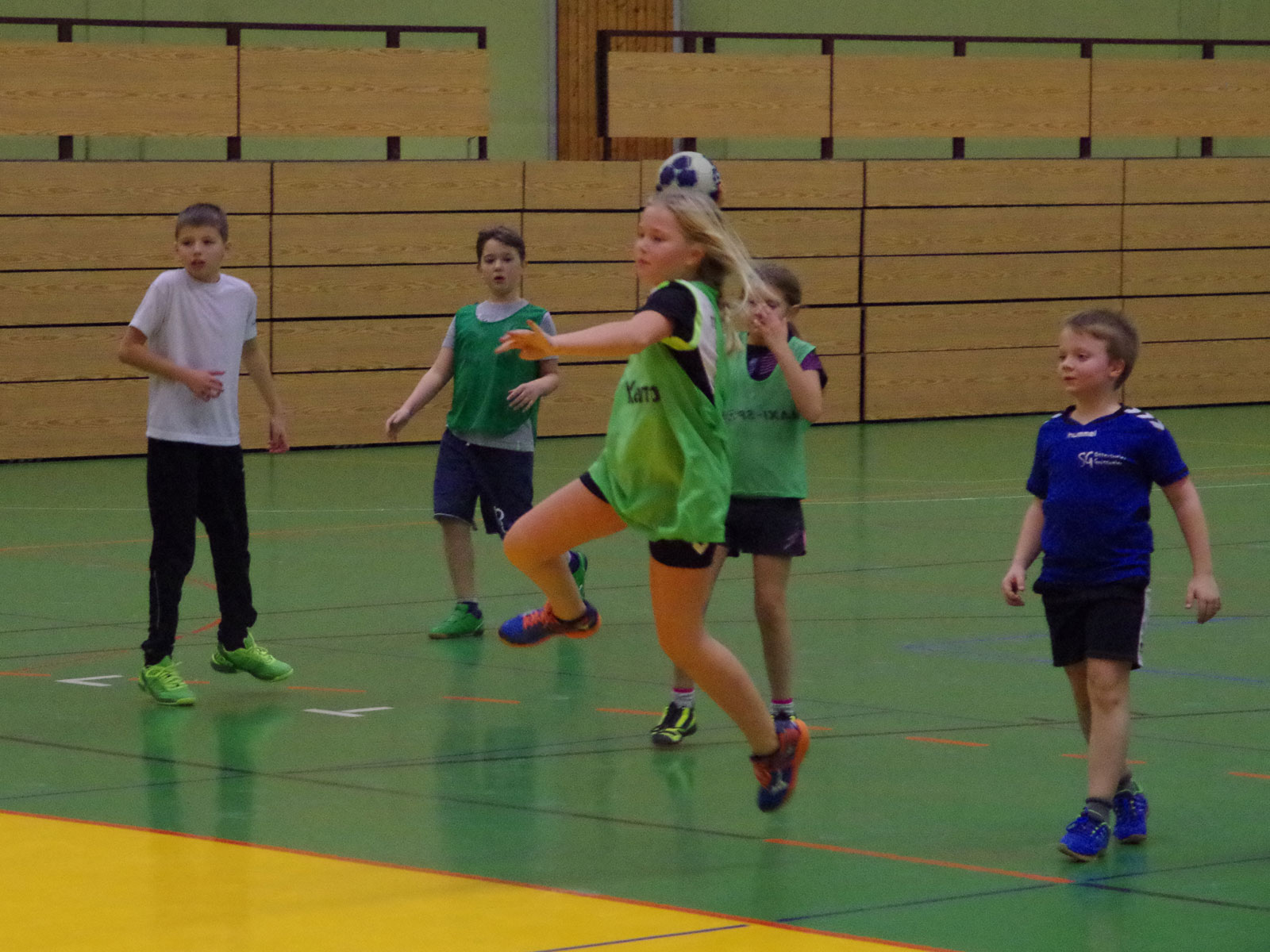 Handball-Camps 2018/2019 | TS Ottersweier