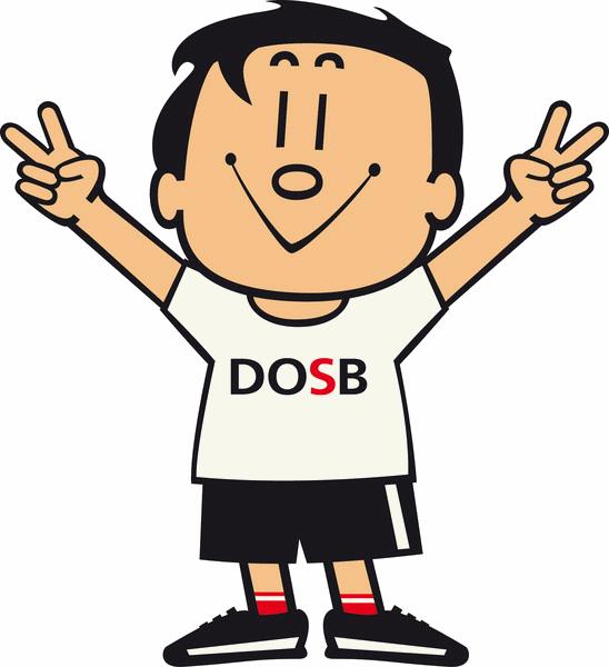 Deutsches Sportabzeichen DOSB Trimmy