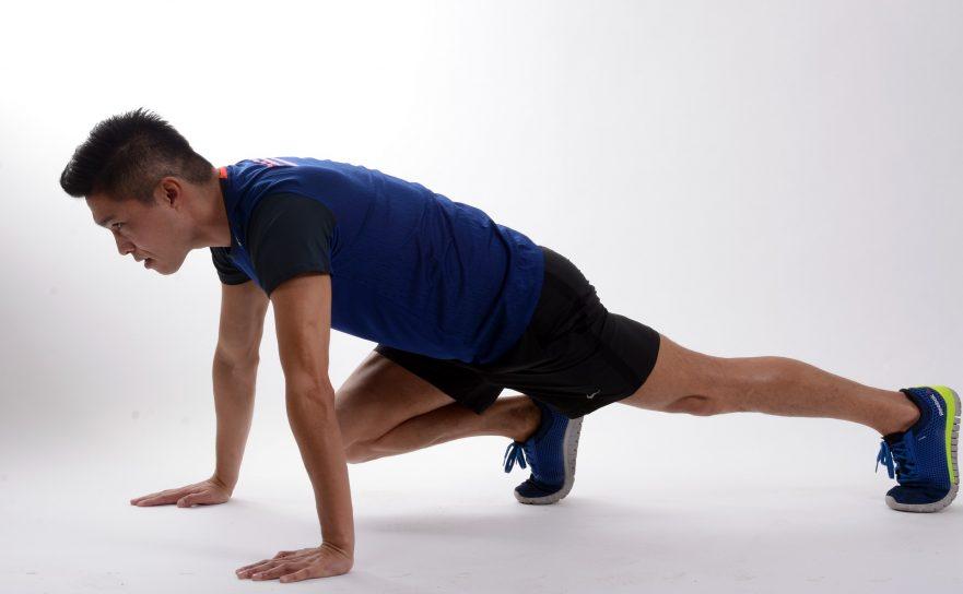 Fitness für Maenner